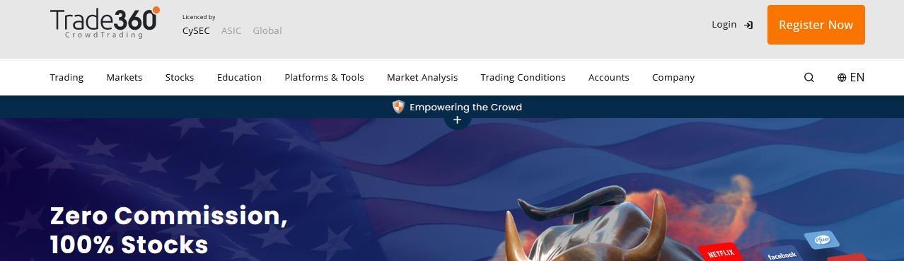 Мошеннический сайт trade360.com – Отзывы, развод. Компания Trade360 мошенники