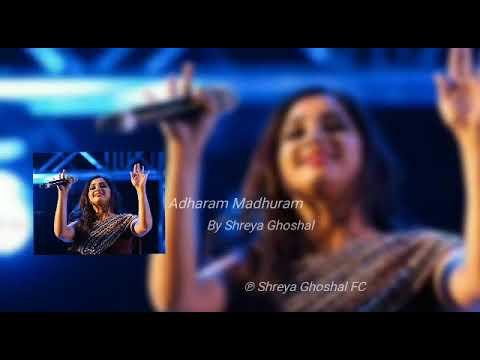 Adharam Madhuram | Shreya Ghoshal | Guitar Chords | Acoustic Times