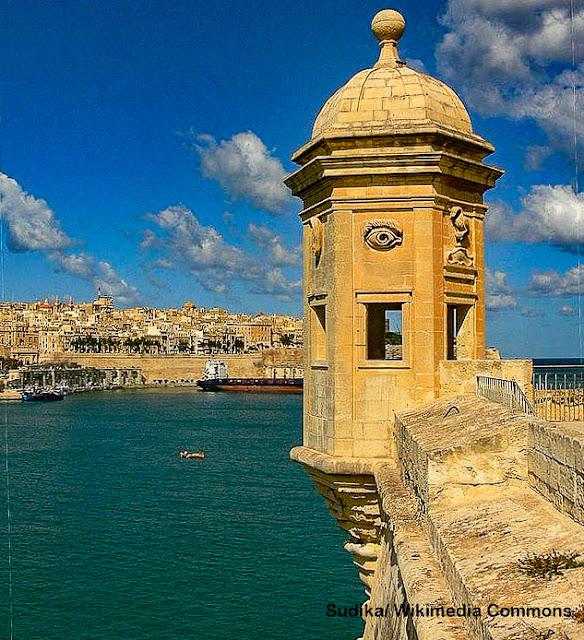 Mirante Il-Gardjola, Senglea, Malta