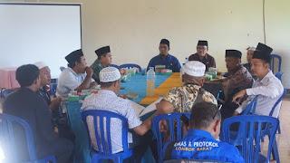 Pertemuan Kepala Desa Se-Kecamatan Gunungsari-Batulayar Ogah Pisah