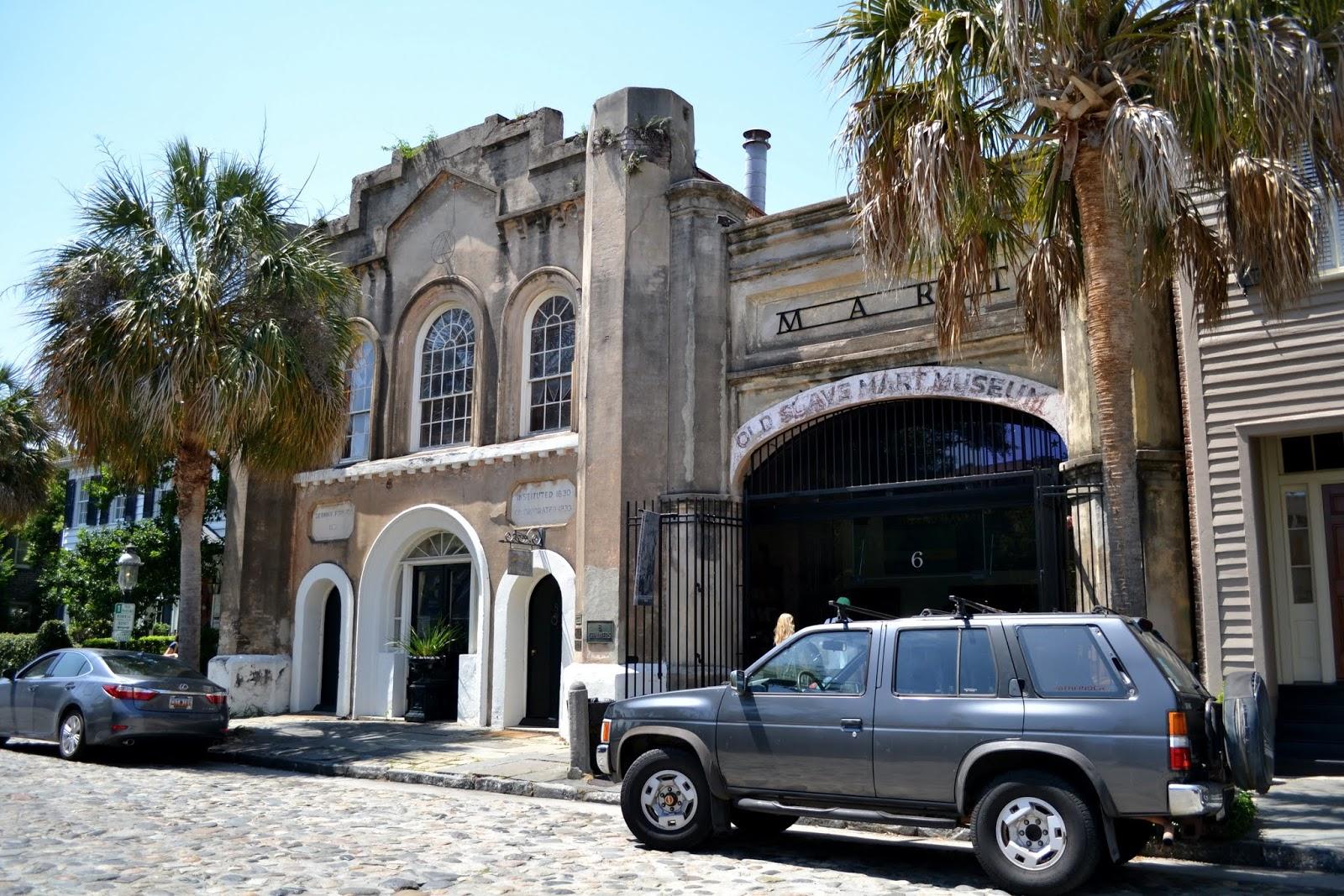 "Музей ""Невольничий рынок"". Чарльстон, Южная Каролина (Old Slave Mart. Charleston, SC)"