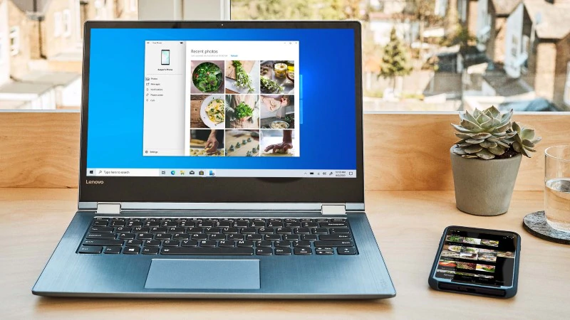 Come eliminare foto su smartphone Android da PC Windows 10
