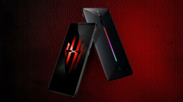 Nubia Red Magic Gaming Smartphone to Be Globally Available via IndieGoGo