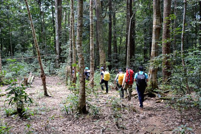 Aural 3978 Có một Campuchia rất khác, hành trình trekking leo đỉnh núi cao nhất Campuchia