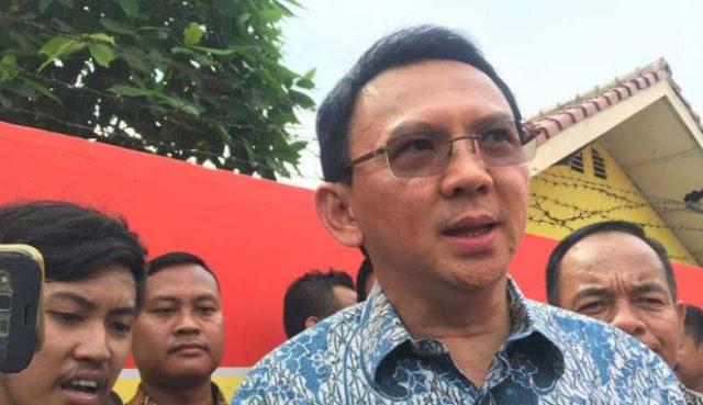 Ahok Klaim Warga Jakarta Tak Ada Penderita Gizi Buruk