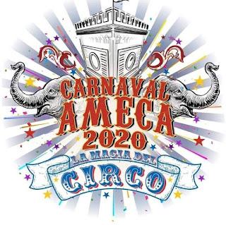 carnaval ameca 2020