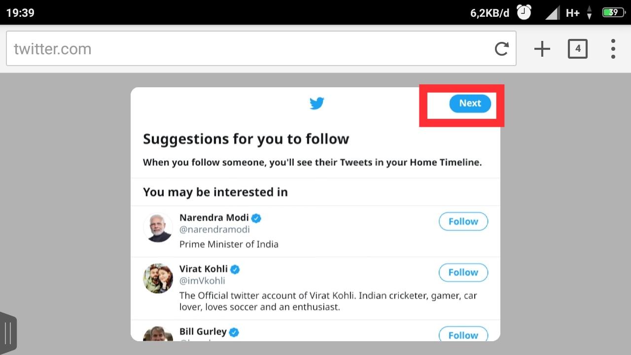 cara membuat akun twitter tanpa verifikasi nomor hp