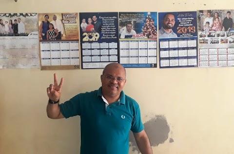 A eleição de 2020 em Poção de Pedras passa nas mãos do vereador Valney Gomes