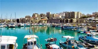 Come raggiungere l'isola di Creta