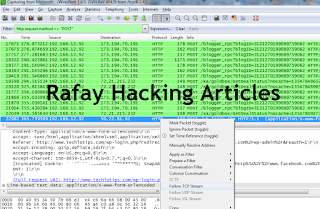 tutorial Hack Password HTTP Wifi Wireshark