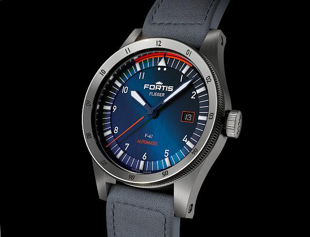Fortis Flieger F-41 Midnight Blue