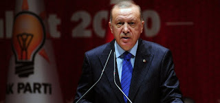 Erdogan: Umat Islam Dibantai di India