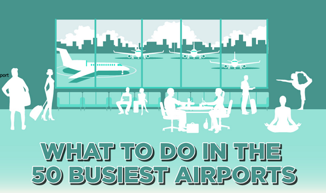 What to do in the 50 Busiest Airports