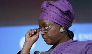 Diezani Alison-Madueke ordered to forfeit her jewellery and customized gold ipone