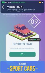 Descargar Car Industry Tycoon MOD APK Dinero ilimitado Gratis para Android 4