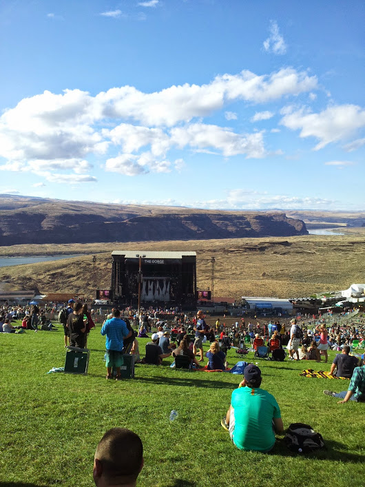 Dave Matthews Band: My First Experience At the Gorge