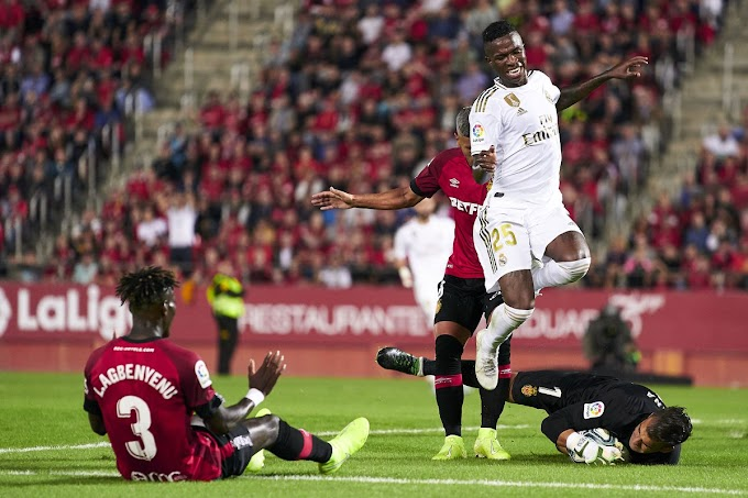 Real Madrid vs Real Mallorca: Los Blancos out for revenge mission