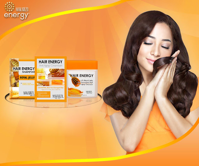 Beauty Makarizo Hair Energy Daretochange By Indonesian Beauty Blogger