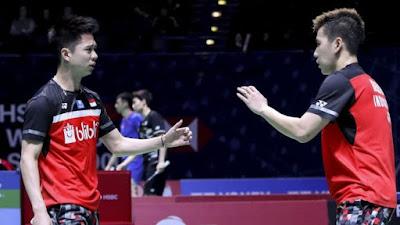 Jadwal Badminton Asia Championships 2019