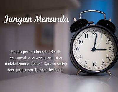 Manfaatkan setiap waktu anda
