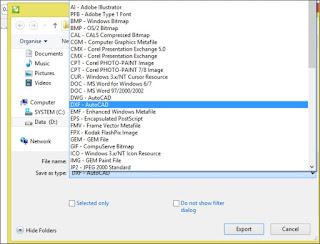Cara Mudah Mengubah File Corel Ke Art Cam