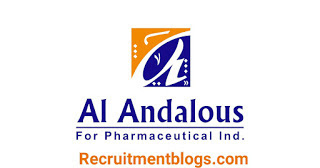 Fresh Graduate Production Pharmacist At Alandalous Pharmaceuticals Industries