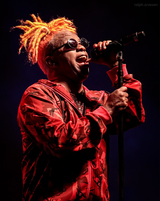 Living Colour performing at the HEB Center in Cedar Park, Texas