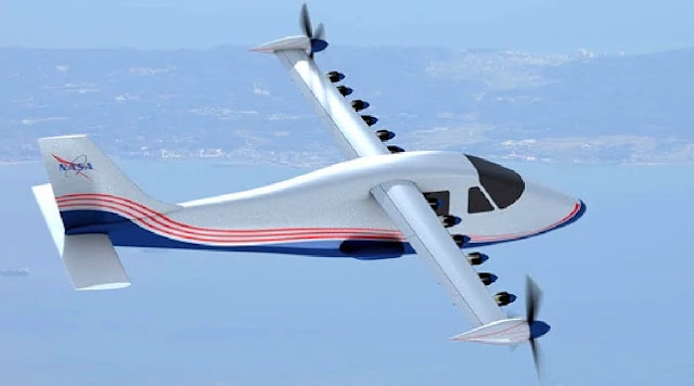 FIRST ELECTRIC AIRCRAFT