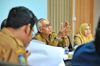 Dorong Percepatan Gerakan Literasi di Kabupaten Bima,  Tim Bahas Juknis