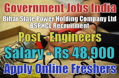 BSPHCL Recruitment 2018 for 400 Engineers