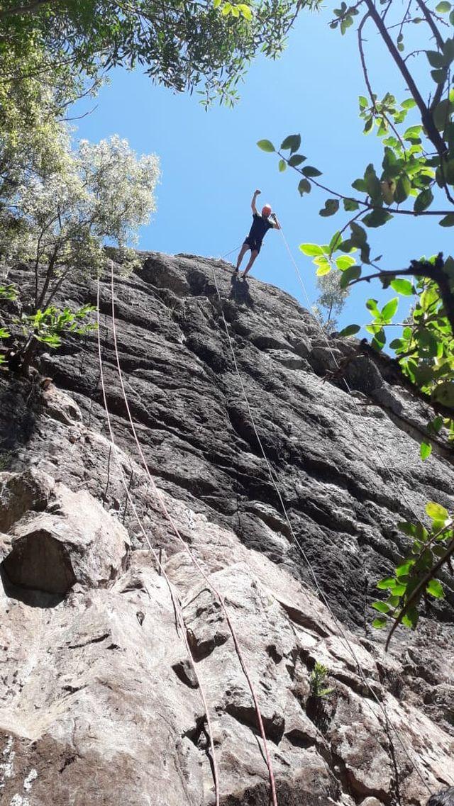 Ruta Escalada Cerro La Cruz