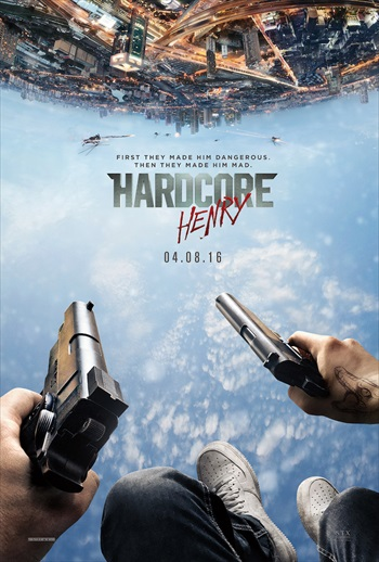 Hardcore Henry 2016 English Movie Download