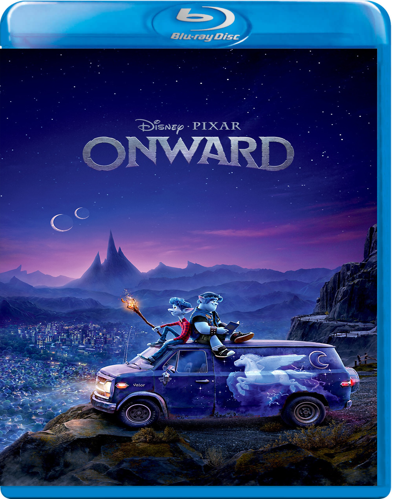 Onward [2020] [BD50] [Latino]