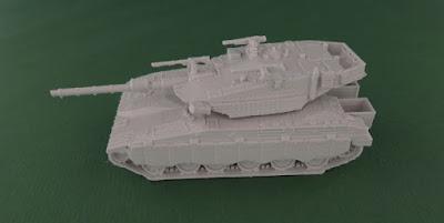 Merkava MBT 6