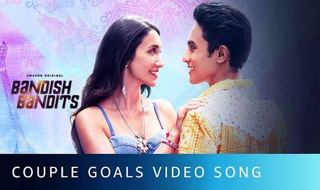 ᐈ COUPLE GOALS LYRICS - Armaan Malik, Jonita Gandhi