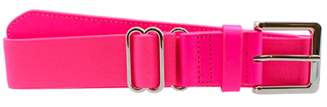 Hot Pink Sports Belt