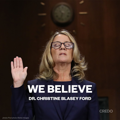 Dr. Ford is being truthful