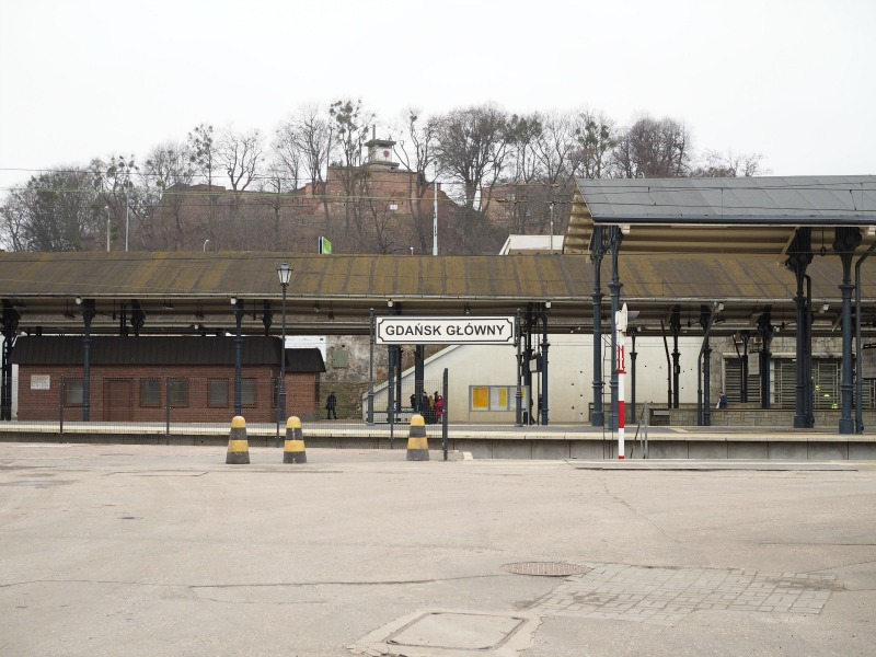 gdansk juna-asema