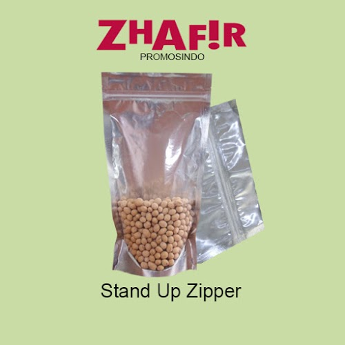 Plastik Kemasan Stand Up Zipper