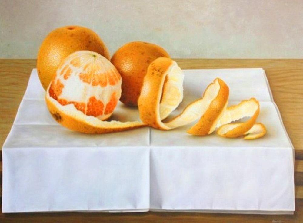 Imágenes Arte Pinturas: Bellas Naranjas y Mandarinas ...