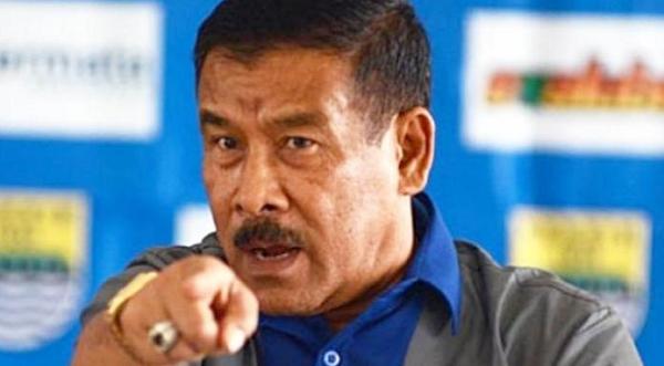 Mulai Waswas! Jurang Degradasi Berkecamuk Dikepala Manajer Persib Bandung