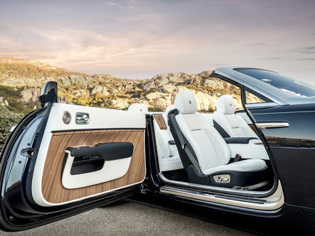 Luxury & Class: The New Rolls Royce Sweptail