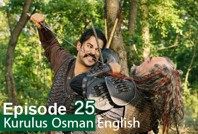 episode 25 from Kurulus Osman