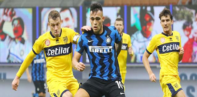 Inter vs Parma – Highlights