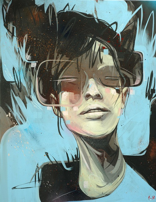 08-Jackie-No-Russ-Mills-Paintings-with-Intensity-of-Expression-www-designstack-co