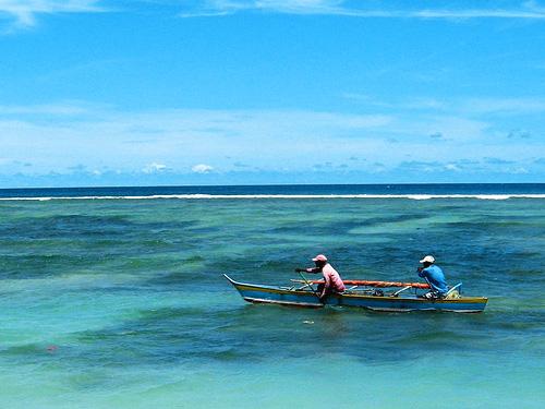 Tempat Wisata Pantai Base G