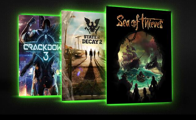 Los próximos exclusivos de Xbox desde el primer día en Xbox Game Pass