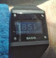 Basis watch for health monitoring
