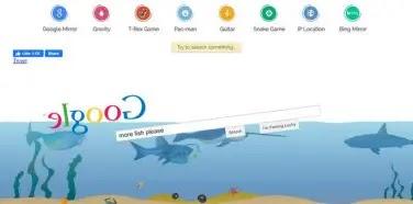 google gravity: خدع جوجل جرافيتي من Mr.Doob
