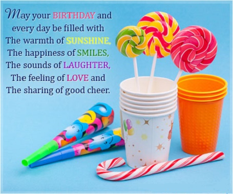 Best Happy Birthday Quotes, SMS, Images And Pics